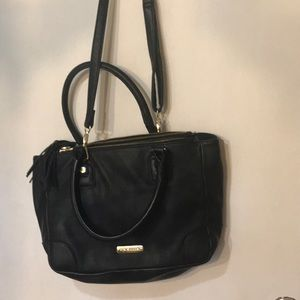 Steve Madden Multi Compartment Handbag Purse❤️